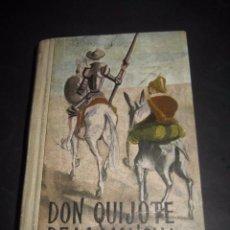 Libros de segunda mano: DON QUIJOTE DE LA MANCHA. ED. AFRODISIO AGUADO 1958. Lote 69708329