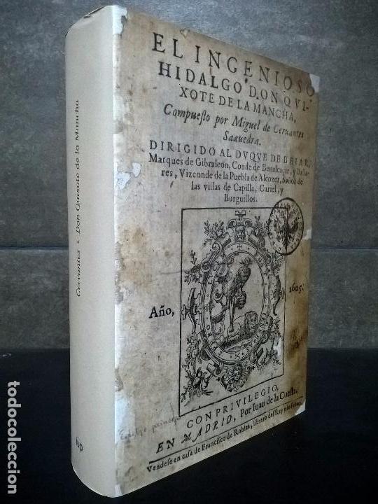 DON QUIJOTE DE LA MANCHA. EJEMPLAR DE INNSBRUCK.RARA PRIMERA EDICIÓN CON TASA EN VALLADOLID (Libros de Segunda Mano (posteriores a 1936) - Literatura - Narrativa - Clásicos)