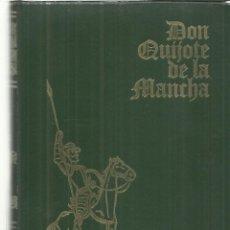 Libros de segunda mano: DON QUIJOTE DE LA MANCHA. MIGUEL DE CERVANTES. EDICIONES PEREZ DEL HOYO. MADRID. 1971. Lote 70002461
