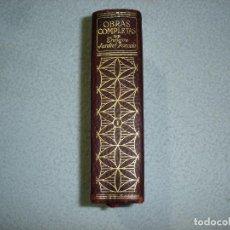 Libros de segunda mano: OBRAS COMPLETAS - TOMO I. ENRIQUE JARDIEL PONCELA. EDITORIAL AHR (1ª EDICION 1958). Lote 70259809