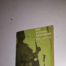 Libros de segunda mano: LAS ARMAS SECRETAS - JULIO CORTAZAR - 1974. Lote 71630079