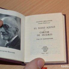 Libros de segunda mano: ANTIGUO LIBRO CRISOL - NÚM 017 - JACINTO BENAVENTE - EL NIDO AJENO - MUY ANTIGUO - 1961. Lote 71940567