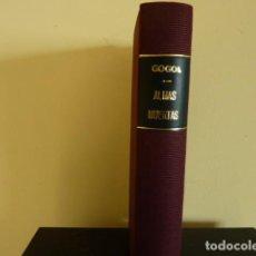 Libros de segunda mano: ALMAS MUERTAS.- GOGOL / BRUGUERA LIBRO AMIGO. ENCUADERNACIÓN EN TELA. Lote 72252683
