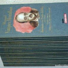 Libros de segunda mano: LOTE 20 LIBROS - GRANDES AUTORES BIBLOTECA DE LITERATURA UNIVERSAL - DIARIO CÓRDOBA 1993 - VER FOTOS. Lote 72298179