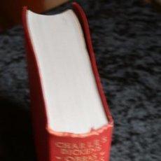 Libros de segunda mano: DICKENS - OBRAS COMPLETAS - TOMO VI - AGUILAR - 1962 - PIEL. Lote 73407547