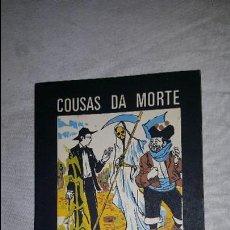 Libros de segunda mano: COUSAS DA MORTE - CASTELAO - 2 EDICION 1973. Lote 73589875