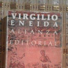 Libros de segunda mano: ENEIDA - VIRGILIO. Lote 74259743