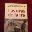 Libros de segunda mano: LIBRO,- LAS UVAS DE LA IRA.. Lote 155991732