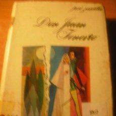 Libros de segunda mano: JOSÉ ZORRILLA- DON JUAN TENORIO. Lote 74852787