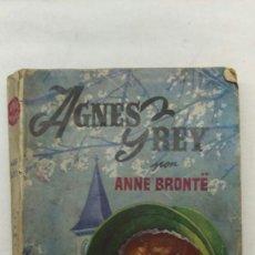 Libros de segunda mano: AGNES GREY, ANNE BRONTE. Lote 75265983