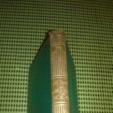 Libros de segunda mano: 92-LAS MUSAS Y LAS HORAS, JOSE MARIA PEMAN, CRISOL 92,. Lote 76645163