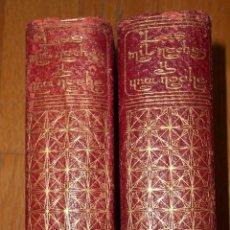 Livros em segunda mão: LAS MIL Y UNA NOCHES, EDITORIAL AHR, 2 TOMOS 1 EDICION. Lote 78520493