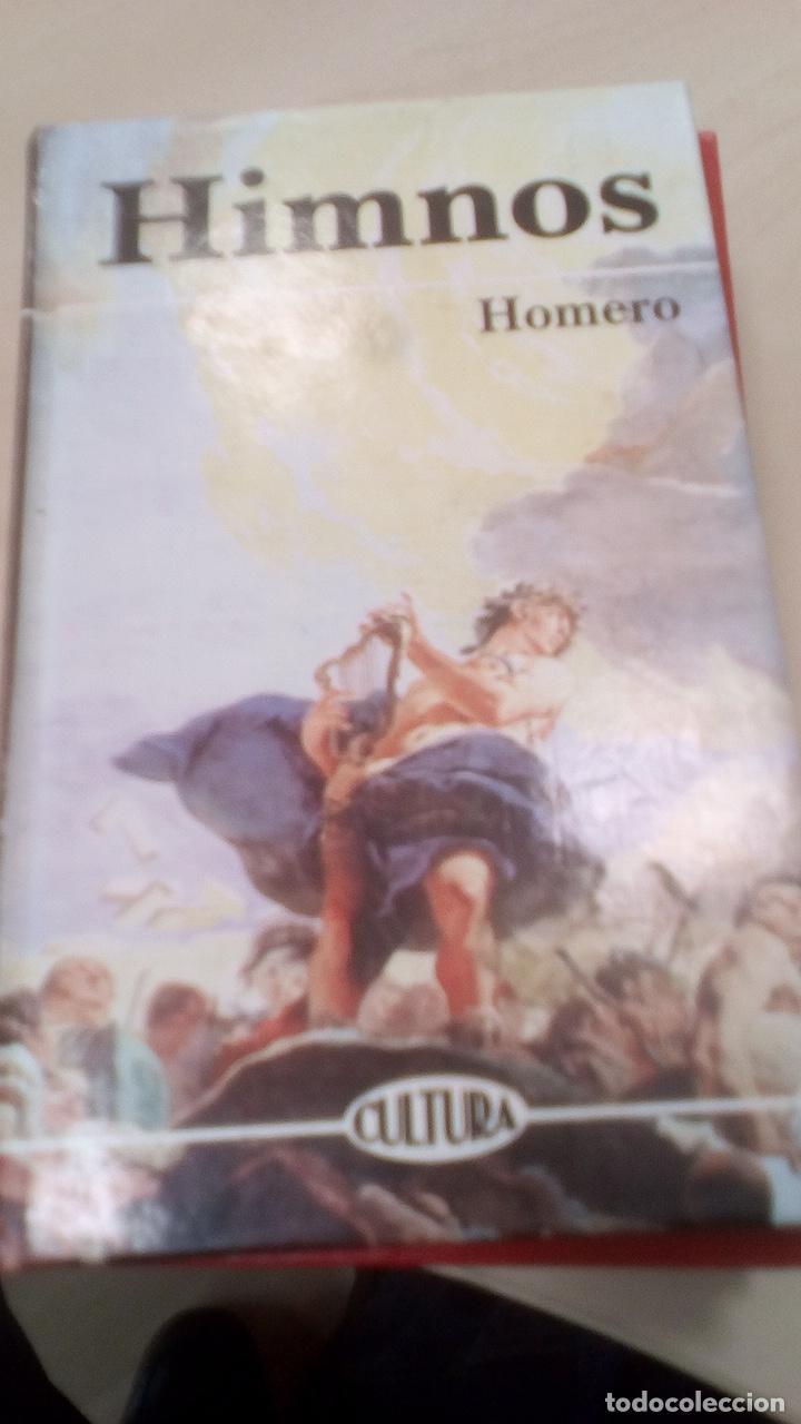 HIMNOS - HOMERO (Libros de Segunda Mano (posteriores a 1936) - Literatura - Narrativa - Clásicos)