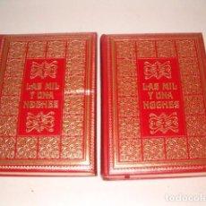 Libros de segunda mano: LAS MIL Y UNA NOCHES. DOS TOMOS. RMT79486. . Lote 80303285