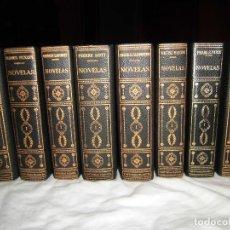 Libros de segunda mano: 8 NOVELAS CLASICOS CONTEMPORANEO EDITORIAL PLANETA.CARMEN LAFORET.PIERRE LOTI.HUXLEY.YERBY.BAUM.BENO. Lote 80303793