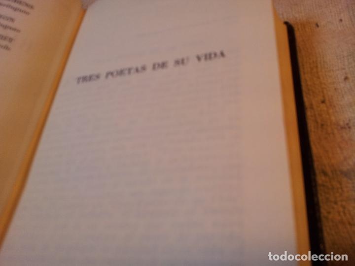 Libros de segunda mano: TRES POETAS DE SU VIDA --BIOGRAFIAS. ZWEIG Stefan. Plaza & Janés, editores. 1961 EDICION LUJO - Foto 2 - 80713342