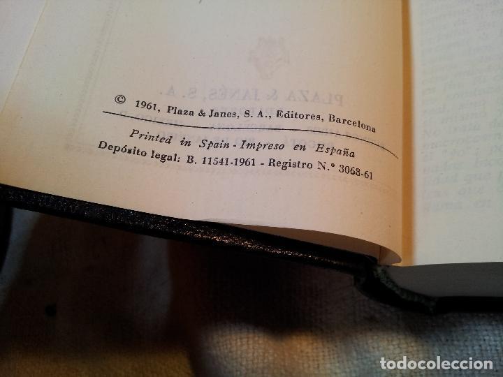 Libros de segunda mano: TRES POETAS DE SU VIDA --BIOGRAFIAS. ZWEIG Stefan. Plaza & Janés, editores. 1961 EDICION LUJO - Foto 3 - 80713342