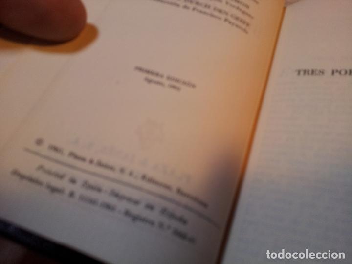 Libros de segunda mano: TRES POETAS DE SU VIDA --BIOGRAFIAS. ZWEIG Stefan. Plaza & Janés, editores. 1961 EDICION LUJO - Foto 5 - 80713342