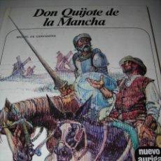 Libros de segunda mano: DON QUIJOTE DE LA MANCHA (MIGUEL DE CERVANTES). Lote 80736146