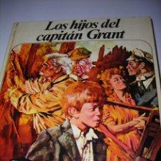 Libros de segunda mano: LOS HIJOS DEL CAPITÁN GRANT (JULIO VERNE). Lote 80736758