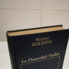 Libros de segunda mano: 23-LA OSCURIDAD VISIBLE, WILLIAM GOLDING, 1983. Lote 81718392