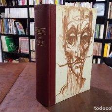 Libros de segunda mano: EL INGENIOSO HIDALGO DON QUIJOTE DE LA MANCHA (NO ABREVIADA) - MIGUEL DE CERVANTES. Lote 82268868