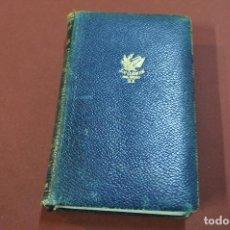Libros de segunda mano: OBRAS COMPLETAS - ALDOUS HUXLEY - SEGUNDA EDICIÓN 1955 - CLB. Lote 82559900