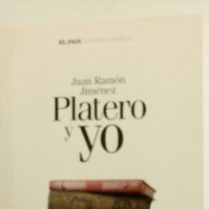 Libros de segunda mano: PLATERO Y YO, DE JUAN RAMÓN JIMÉNEZ.. Lote 83268432