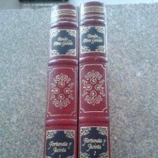 Libros de segunda mano: FORTUNATA Y JACINTA -- BENITO PEREZ GALDOS -- TOMO 1 Y 2 - -CIRCULO - 1983 --. Lote 83601472