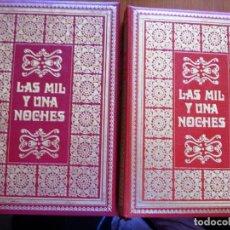 Libros de segunda mano: LAS MIL Y UNA NOCHES II TOMOS. Lote 83706764