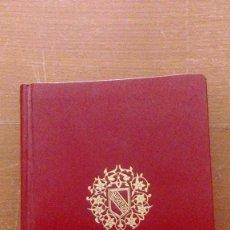 Libros de segunda mano: CUENTOS DE LA ALHAMBRA WASHINGTON IRVING EDITORIAL PADRE SUAREZ 1967 UNAS 360 PGS.. Lote 83763264