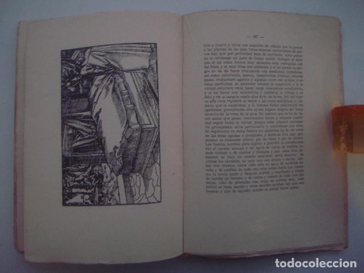 Libros de segunda mano: LOBERA DE AVILA. BANQUETE DE NOBLES CABALLEROS. 1952. FOLIO. PAPEL DE HILO. - Foto 4 - 85070892