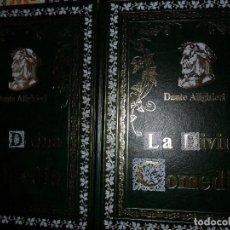 Libros de segunda mano: LA DIVINA COMEDIA, DANTE ALIGHIERI, ED. JOVER, 1991. Lote 85905676