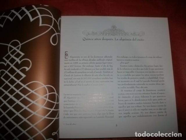 el alquimista / paulo coelho / edición especial - Comprar