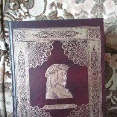 Libros de segunda mano: LA DIVINA COMEDIA, OCÉANO. EDICIÓN LUJO NUMERADA, GRAN TAMAÑO (34 × 24 CM) Y CASI 5 K. EXCELENTE EST. Lote 86753396