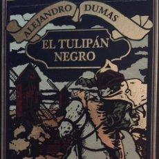 Libros de segunda mano: EL TULIPÁN NEGRO. Lote 86890340