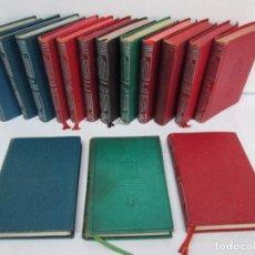 Libros de segunda mano: 15 CRISOLES. VARIOS AUTORES. EDICION AGUILAR. CRISOL. VER FOTOGRAFIAS.. Lote 87153328
