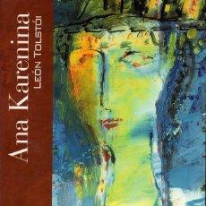 Libros de segunda mano: ANA KARENINA (LEÓN TOLSTOI). Lote 87294140