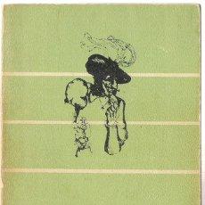 Libros de segunda mano: BRAULIO DE SIGÜENZA : FLORESTA VARIA DE GRACIAS Y DESGRACIAS. (ILUSTRACIONES DE A. CLAUBE. 1971). Lote 88761620