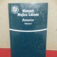 Libros de segunda mano: BOMARZO, VOLUMEN 1. MANUEL MUJICA LAINEZ.ED: BIBLIOTEX 2001. Lote 89616280