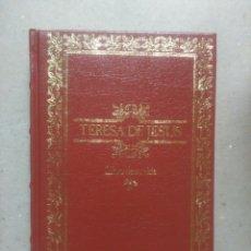 Libros de segunda mano: SANTA TERESA DE JESÚS. LIBRO DE SU VIDA. ED: CLUB INTERNACIONAL DEL LIBRO. Lote 89661027