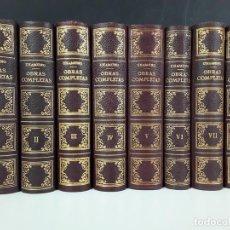 Libros de segunda mano: OBRAS COMPLETAS. MIGUEL DE UNAMUNO. 8 TOMOS. EDITOR AFRODISIO AGUADO. 1958.. Lote 89819864