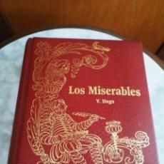 Libros de segunda mano: LOS MISERABLES - VICTOR HUGO - TOMO 2 - ED. ZEUS -1º EDICIÓN 1969. Lote 90168268