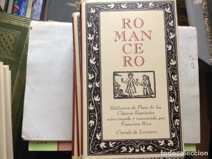 ROMANCERO (Libros de Segunda Mano (posteriores a 1936) - Literatura - Narrativa - Clásicos)