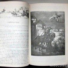 Libros de segunda mano: DON QUIJOTE DE LA MANCHA. DIBUJOS DE GUSTAVO DORÉ. GRABADOS POR H. PISAN. MADRID - 1966 . Lote 90771115