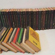 Libros de segunda mano: LOTE DE 45 CLUB BRUGERA . Lote 91741610