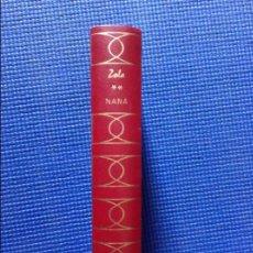 Libros de segunda mano: NANA EMILE ZOLA. Lote 91944720