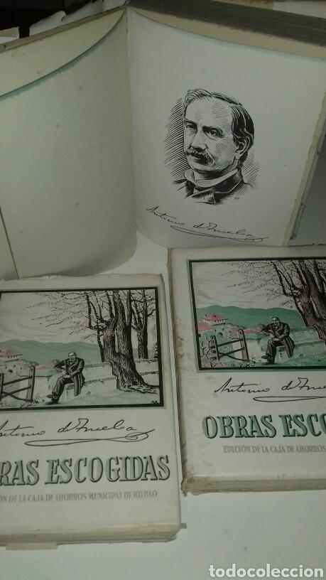 ANTONIO DE TRUEBA OBRAS ESCOGIDAS 1944 PAIS VASCO 3 TOMOS (Libros de Segunda Mano (posteriores a 1936) - Literatura - Narrativa - Clásicos)