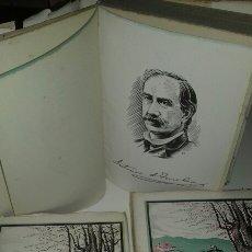 Libros de segunda mano: ANTONIO DE TRUEBA OBRAS ESCOGIDAS 1944 PAIS VASCO 3 TOMOS. Lote 92524239