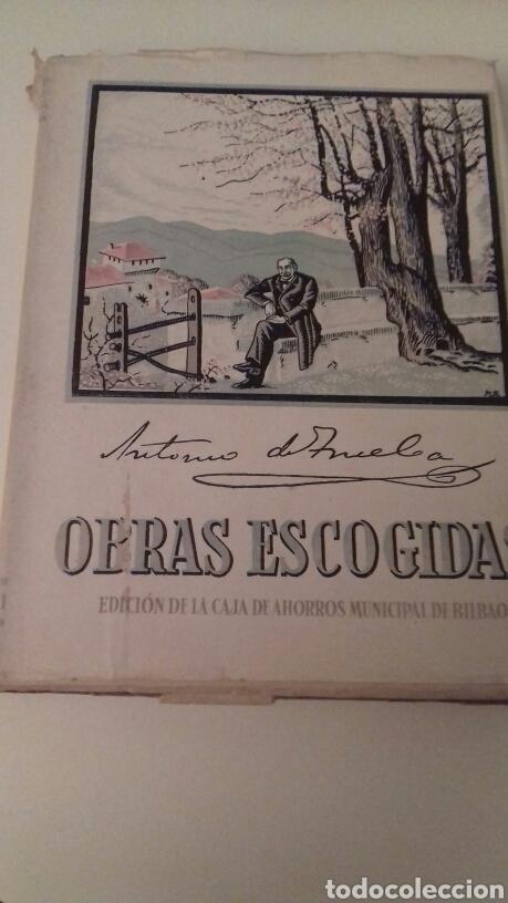 Libros de segunda mano: ANTONIO DE TRUEBA Obras escogidas 1944 Pais Vasco 3 TOMOS - Foto 3 - 92524239